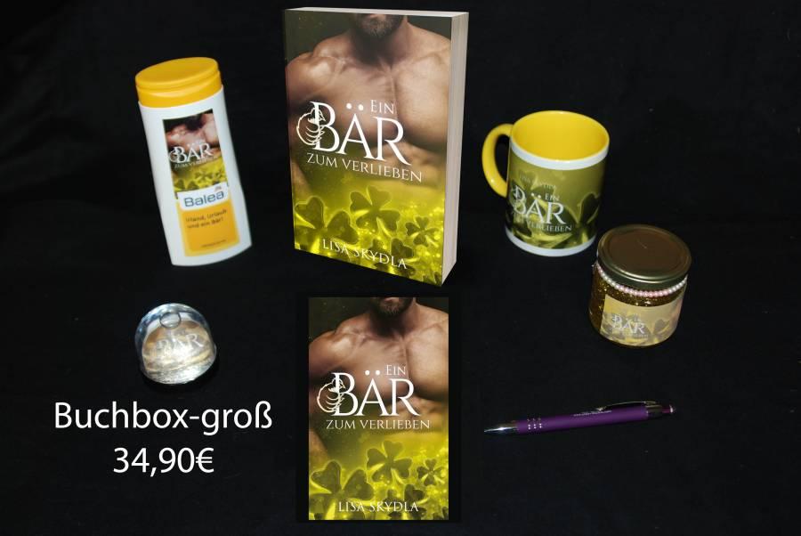 Buchbox -Ein Bär zum Verlieben- groß