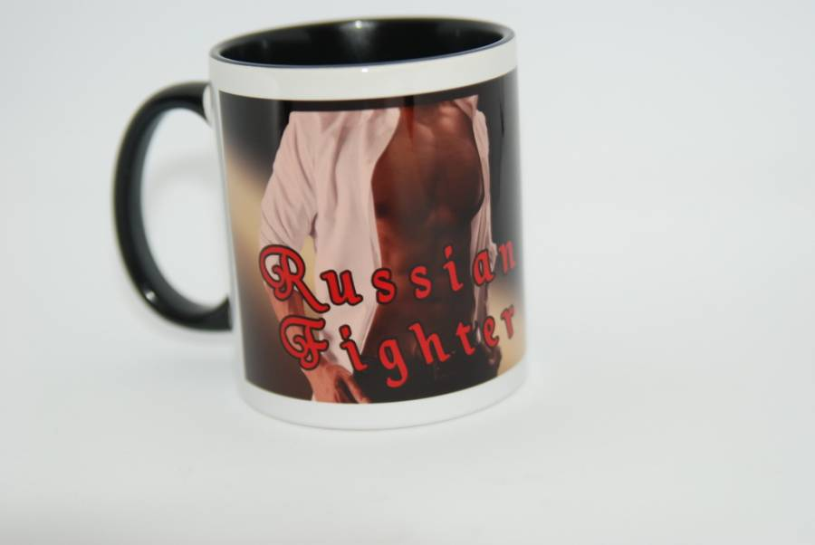 Tasse - Russian Fighter 4